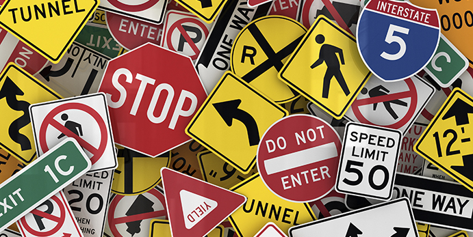 traffic signs introduction